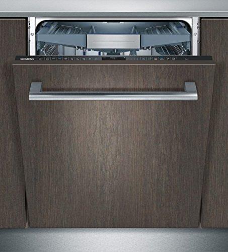 Siemens - Sn758x06te totalmente integrado 14espacios a+++ lavavajilla - lavavajillas (totalmente integrado, tamaño completo, negro, tocar, tft, frío, caliente)