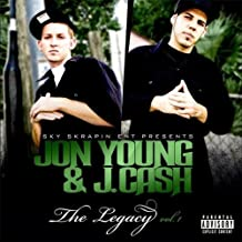 The Legacy Volume 1 by Jon Young & J. Cash