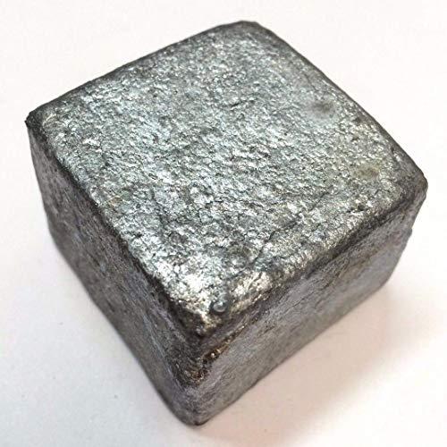Tellurium Metal 500 Gram Ingot Bar
