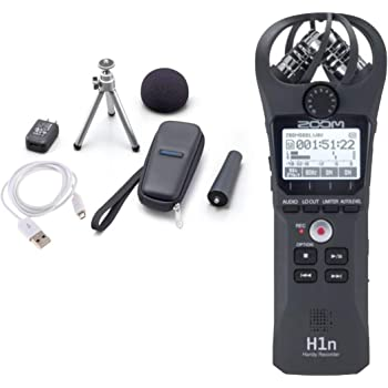 ZOOM H1n Registratore Digitale / Kit Accessori APH1n