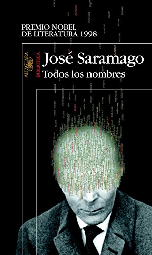 Todos los nombres eBook: Saramago, José: Amazon.es: Tienda Kindle