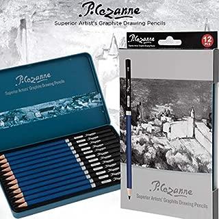 Best 10b graphite pencil Reviews