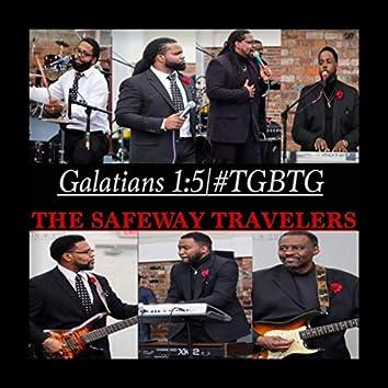 Galatians 1:5 /#TGBTG (Live)
