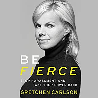 Be Fierce audiobook cover art