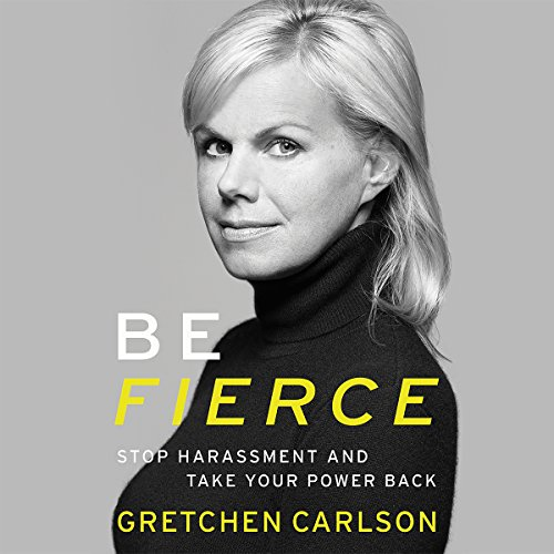 Be Fierce audiobook cover art