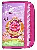 okiedog wildpack Pasaporte Funda para niños, lechuza rosa (Rosa) - 80310