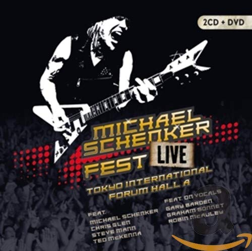 Fest-Live Tokyo International Forum Hall A (CD + DVD Video)
