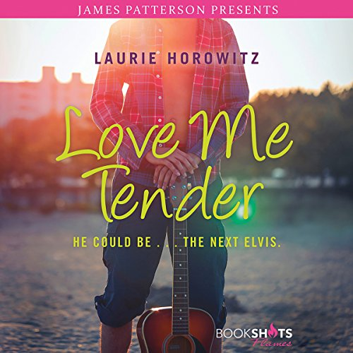 Love Me Tender audiobook cover art