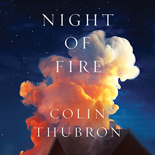 Night of Fire audiobook cover art