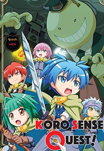 Koro Sensei Quest (Assassination Classroom) - Intégrale [Francia] [DVD]