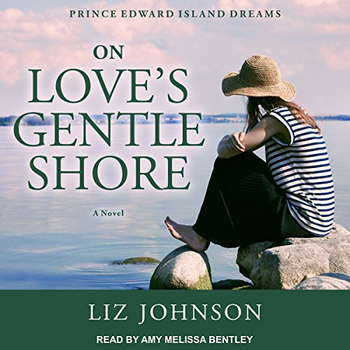 On Love's Gentle Shore audiobook cover art