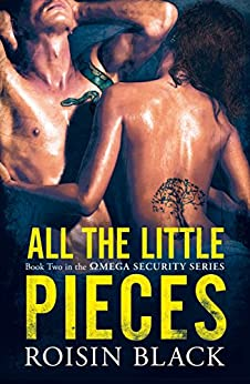 All The Little Pieces: Book Two In A Navy SEAL Security Series Military Romance (The Omega Security Series 2) by [Roisin Black]