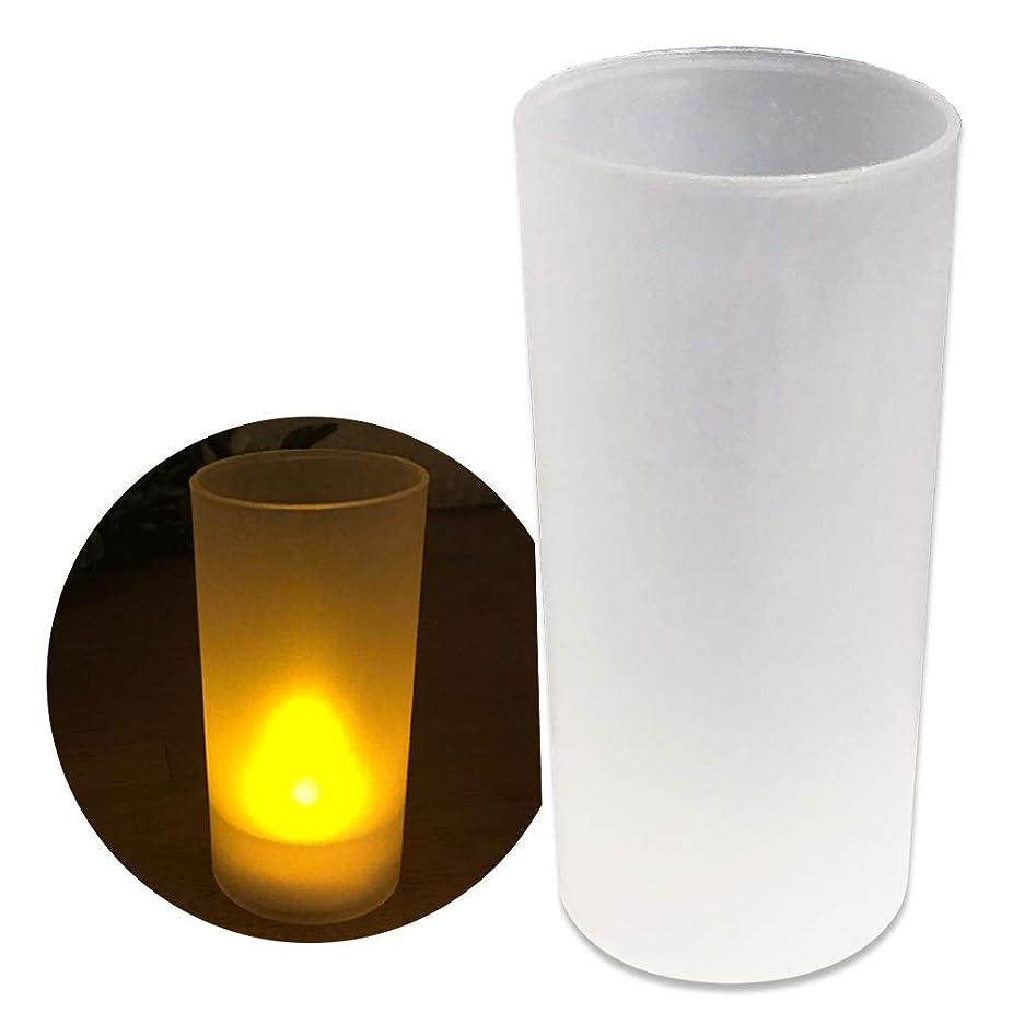 倒産影のある侮辱LEDキャンドルホルダー プラスチックケース 100個セット
