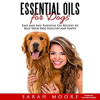 Essential Oils for Dogs cover art