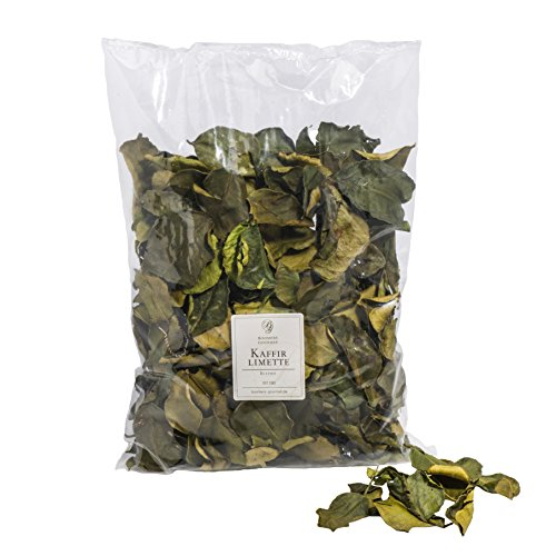 Boomers Gourmet - Kaffir Limetten Blätter - Vorratspack - 50 g