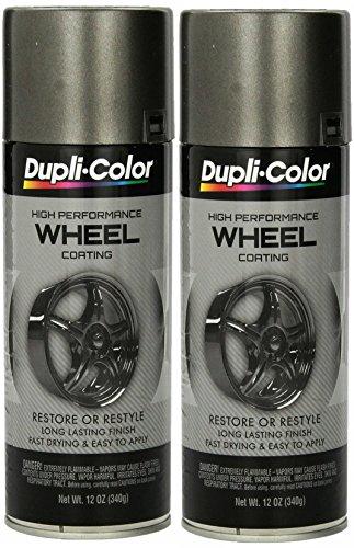 Dupli-Color HWP102 Graphite High Performance Wheel coating