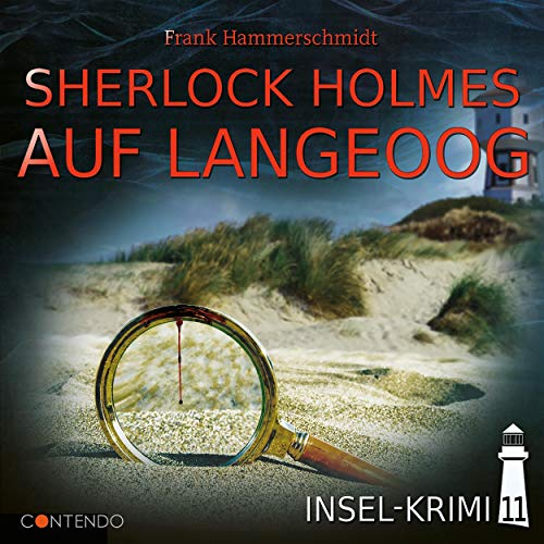 Sherlock Holmes auf Langeoog cover art