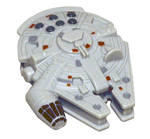 Star Wars Joy Toy 217070 - Millennium Falcon Come Apribottiglia con Calamite, Blisterato, 10x4x22 cm