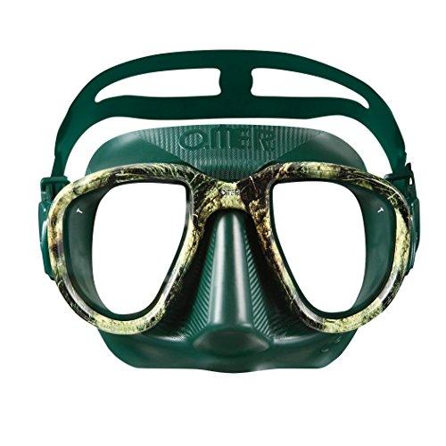 Masker OMER ALIEN SEA GREEN OMERSUB