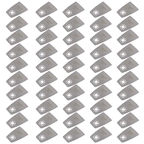 For Sale! Stainless Steel Flat Shovels Sign for Oscillating Tools (50pcs)