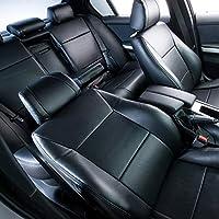 シートカバー VW GOLF5 E Gli オクターブ '06 ジェッタ H16/6~H18/6 スタンダード 黒