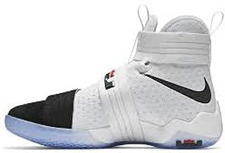 Nike Lebron Solider 10 (844378-102) 11.5 White/Black