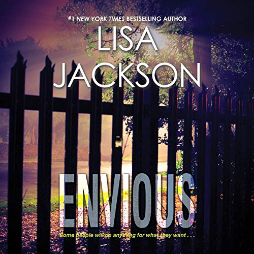 Envious audiobook cover art