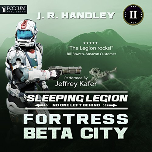 Fortress Beta City cover art