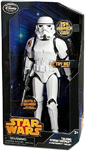 13.5 in. Talking Figure Storm Trooper   STAR WARS STORMTROOPER Star Wars USA Disney Store Limited by Disney