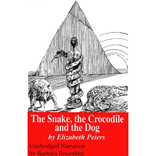 The Snake, the Crocodile, and the Dog cover art