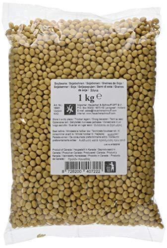 Hs Sojabohnen, 12er Pack (12 x 1 kg)