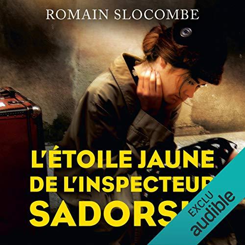 L'étoile jaune de l'inspecteur Sadorski audiobook cover art