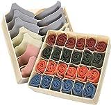 MOSRACY Organizador de cajones, Caja de Almacenamiento de Armario, Utilizado para almacenar...