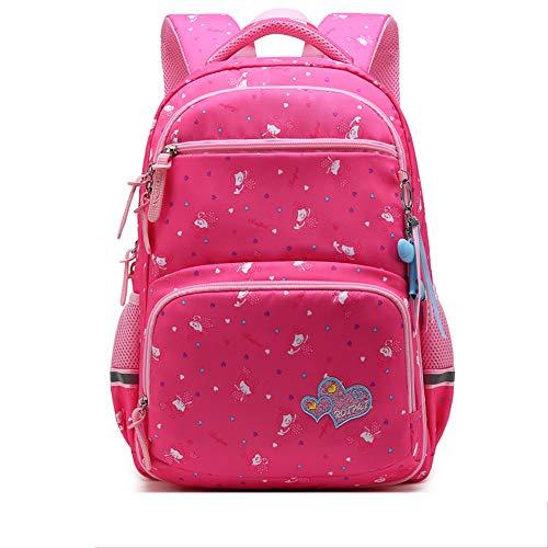 Backpack Female PU Print Backpack Small Fresh Junior High School Student Bag Female