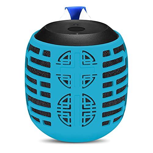 Capa Protetora de Silicone com Mosquetão Para Alto-falante WONDERBOOM 2, Mantém Seu Alto-falante Longe de Arranhões, Vibrações E Sujeira