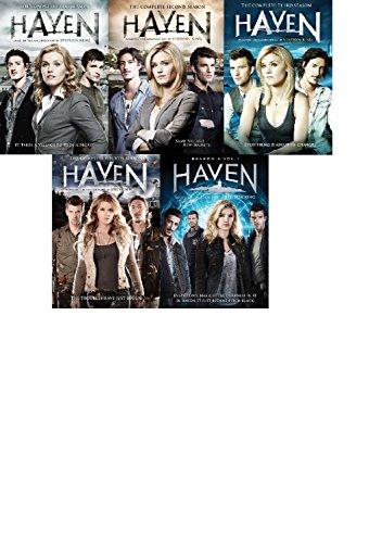 Haven Complete Series Seasons 1-5 Vol 1 Set