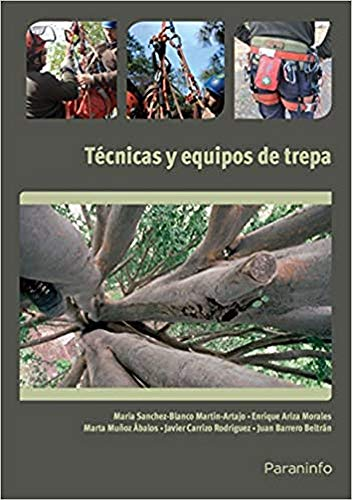 Técnicas y equipos de trepa (Cp - Certificado Profesionalidad)