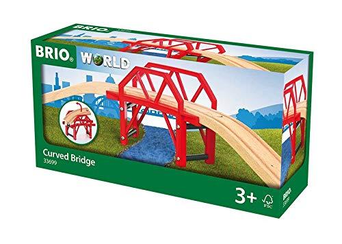 BRIO Bahn 33699 - Bahnbrücke mit Auffahrten