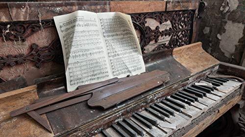 Adult Puzzles 1000 Pezzi Puzzle di Legno Bambini Shabby Spartiti per Pianoforte Bambino DIY Gioco Casual di Arte Giocattoli Interessanti Amico Famiglia Adatto