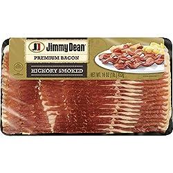 Jimmy Dean, Premium Hickory Smoked Bacon, 16 oz.