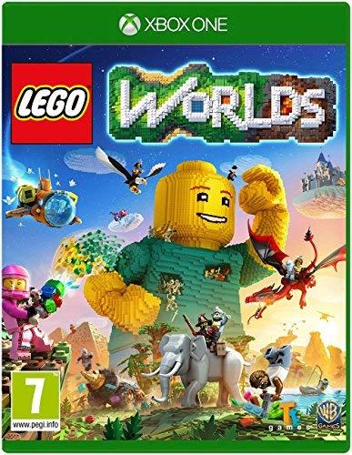 Pack Lego: Lego Worlds + Marvel Super Héroes 2 + Regalo (Xbox)