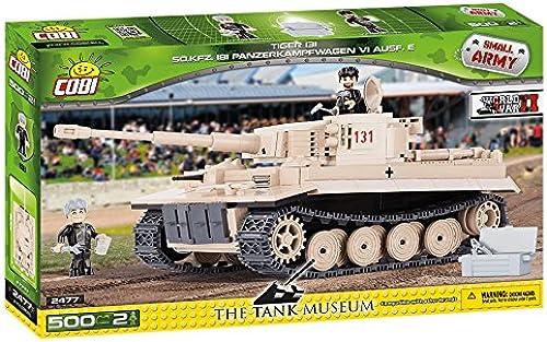 garantizado COBI - - - Tiger 131, Tanque, Color Beige (2477)  calidad garantizada