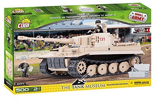 COBI 2477 3000B-Tiger I, Beige