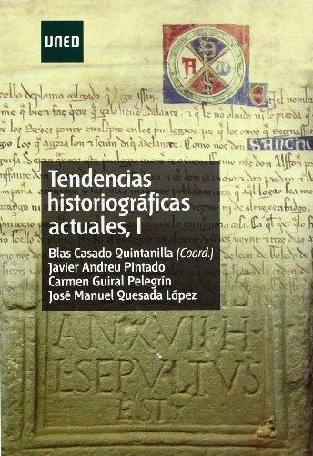 Tendencias Historiográficas actuales I (GRADO