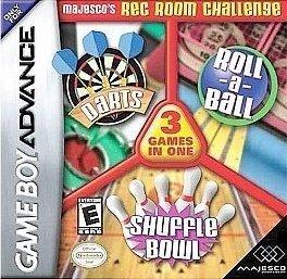 Darts + Shuffle Bowling + Skiball - Fair Pay