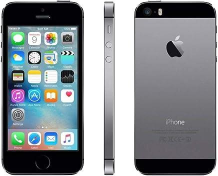 $108 Get Apple iPhone 5s, Boost Mobile, 16GB - Gray (Renewed)