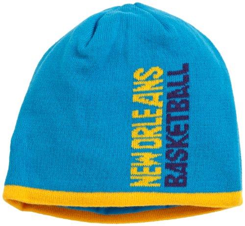 Nueva Orleans Hornets Adidas NBA auténtico equipo gorro de punto sombrero