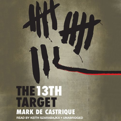 The 13th Target audiobook cover art