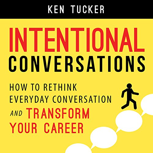Intentional Conversations audiobook cover art