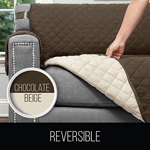 Sofa Shield Original Reversible Seat Slipcover